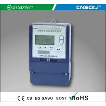 10 / 60A Fours Fours trifásicos multifunções Kwh / elétrico / medidor de energia para carga de divisão do tempo