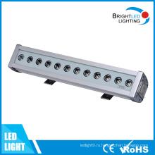 Мощный напольный IP65 9W вело свет шайбы стены