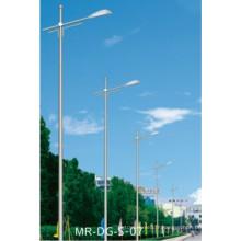 Poteau de lampadaire avec bras unique (MR-DG-S-07)