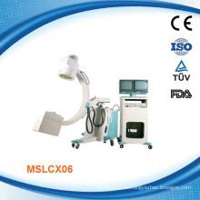 MSLCX06W CE Hochleistungs-C-Arm-Röntgengerät mit 40khz, 3.5kw