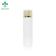 120 ml de embalaje de crema cosmética de botella de plástico acrílico sin comprimir