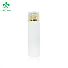 120 ml of uncompressed acrylic plastic bottle cosmetic cream packaging