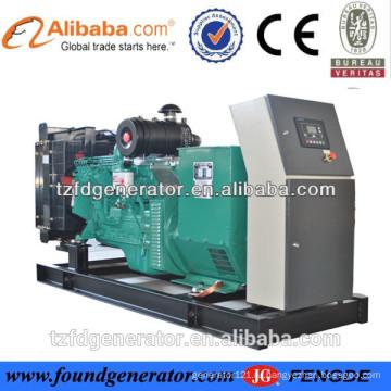 Завод прямой продажи дизель-генератор мощностью 100 кВт с ATS
