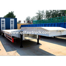60 Tons Low Bed Semi Trailer