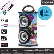 5W Colorful audio speaker hifi system