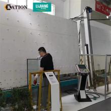 Línea de producción automática de sellado de sellador de vidrio aislante