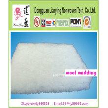 Eco-Friendly Woll Watt für Quilt / Kleidungsstück