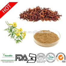 Extrato de garra do gato em pó de medicina - alcaloides (Ranunculus ternatus Thunb)