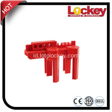 Adjustable Safety Ball Valve Menangani Lockouts