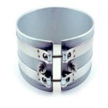 Aquecedores de banda cerâmica para máquinas de moldagem por injeção
