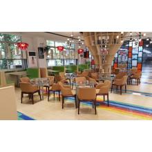 Mobília do restaurante da parte alta da solução do pacote (FOH-RTC06)