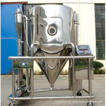 Secador de spray centrífugo de alta velocidade LPG, secador de spray