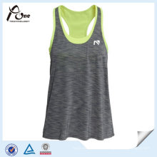Athletic Sport Gym Wear Mujeres Tank Top