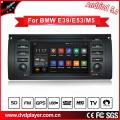 Navegación GPS del reproductor de DVD para BMW 5 / M5 Sistema Android