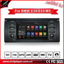 Car Audio GPS Navigation for BMW 5/M5 with Phone Connection Android System