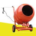Heißer Verkauf Afrika elektrische Motor Benzinmotor Diesel Mini Mobile Zementmischer with200L, 300L, 350L, 400L, 500L Ladekapazität