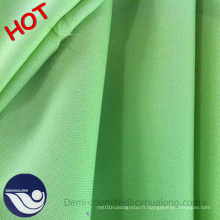 Prix usine 100% polyester tissé teint minimatt / mini tissu mat