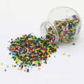 Customized High Concentration ABS Chemical Plastic Masterbatch /Granules Manufacture RoHS Reach