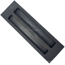 Refractory Carbon Sintering Tray Furnace graphite boat