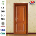 JHK-017 Qingzhou Mini Home Steel Wood Finish Interior Door