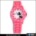 gift watch for girls, silicone quartz wrist watch