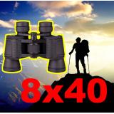 8x40 small binocular outdoor telescope single military style binoculars