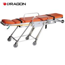 Medicación DW-AL001 en camilla de emergencia Camilla de camilla para ambulancia