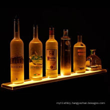 Stylish Wine Holder, Pop LED Acrylic Display for Wine
