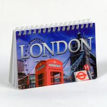 London Souvenir Good Quality Promociones 3D para Notebook