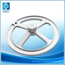 China Factory Supply Precision Aluminium-Druckguss-Ventil-Teile für die Bearbeitung