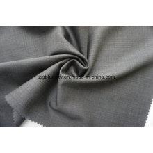 Vérifiez tissu de laine rouge pour costume