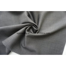 Check Red Wool Fabric for Suit