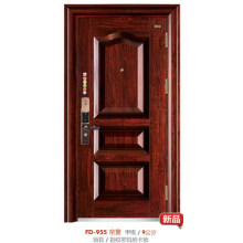 Steel Door with Highest Quality in China Export