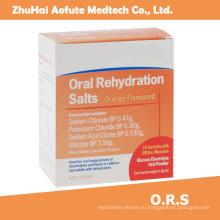 Соль для пероральной регидратации с высоким качеством и Hot-Sale