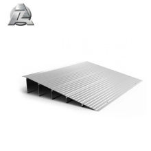 metal aluminum threshold transition ramp
