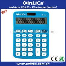 Calculadora de plástico promocional / calculadora fábrica