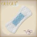 Mode femmes coton couverture Super doux en gros à base de plantes Panty doublures