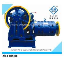 Máquina de la tracción del elevador de 1000-2000kg Canon AC-2