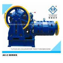 1000-2000kg AC-2 Canon Elevator Traction Machine