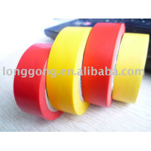 Rubber adhesive PVC electrical insulation tape