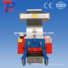 China Zerkleinerung Kunststoff-Einsatz Schneidklinge und 520r / min Geschwindigkeit Kunststoff Pulverisierer Maschine