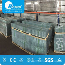 Electro Galvanized Polished Wire Mesh Cable Tray With Weave Edge