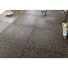 Gym Sports Floor Blue Rubber Floor Mat