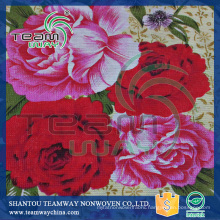 Printed Stitchbond Nonwoven for Mattress 09