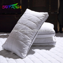 Home use pillow /China supplier online shopping cheap polyester fiber pillow hotel use pillow