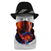 hot sale custom 100%polyester magic face mask seamless tubular digital printing bandana
