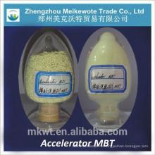 резиновые ускоритель 2-mercaptobenzothiazole (КАС №: 149-30-4)