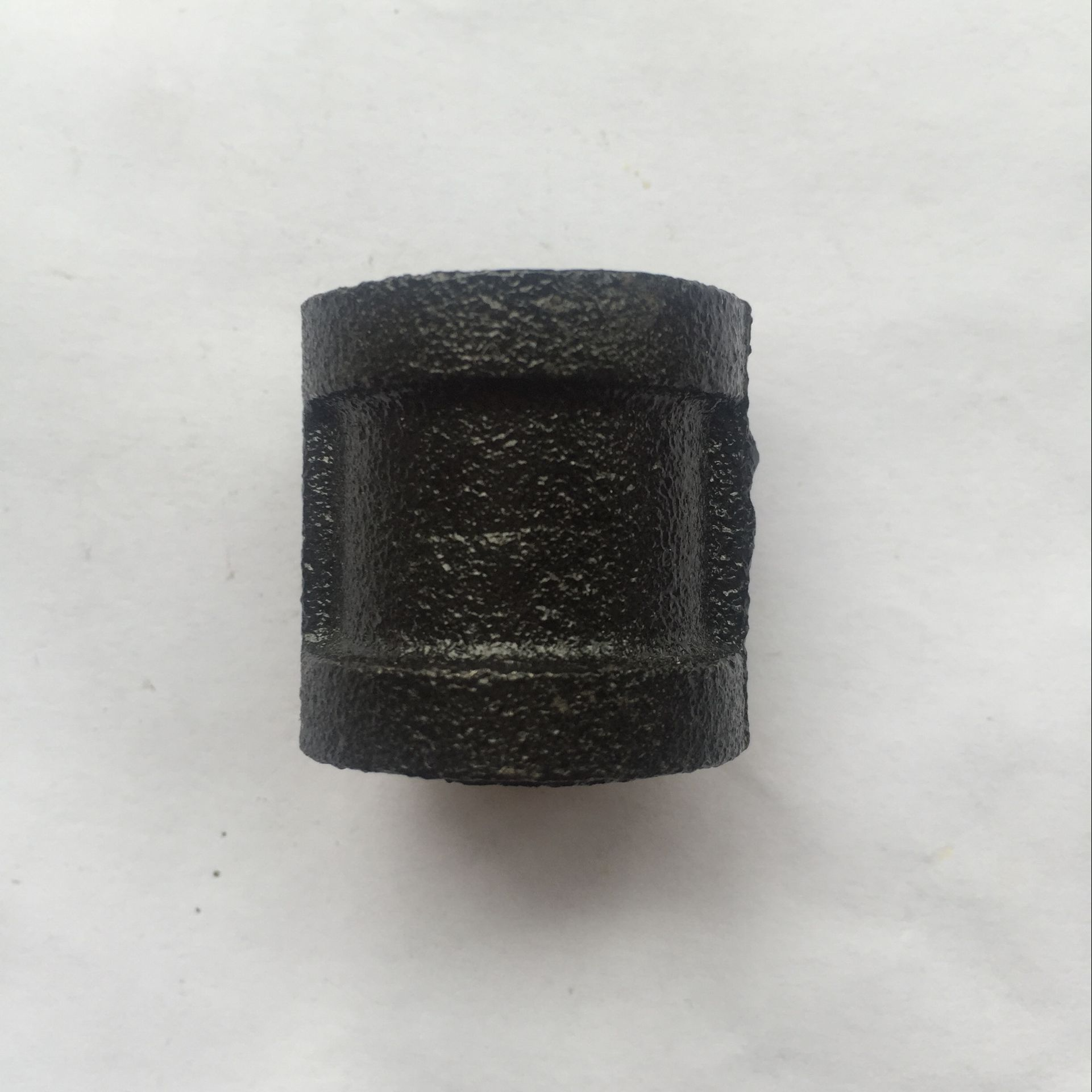 Black Malleable Iron Coupling