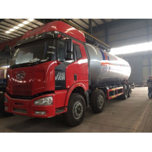 FAW 8X4 355000liters LPG Dispenser LPG Tank Truck LPG Vehicle