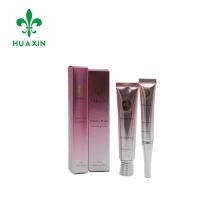 Embalaje cosmético del tubo de la crema del ojo de Guangzhou con el cosmético de la caja de papel